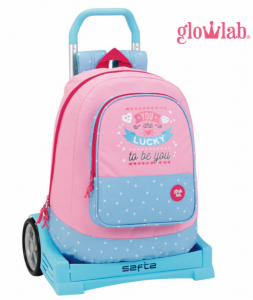 Glowlab® Mochila Trolley  | Carro Evolution