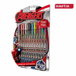 12 Canetas de Gel Avengers | Marvel