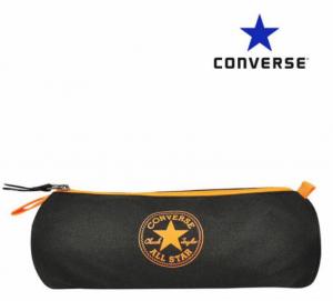 Converse® Estojo Converse Cilindríco | Preto