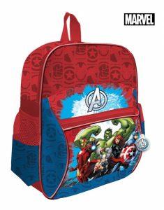 Mochila Avengers | Marvel | Produto Licenciado