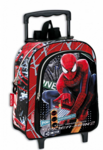 Trolley Spiderman 36Cm | The Amazing | Produto Licenciado