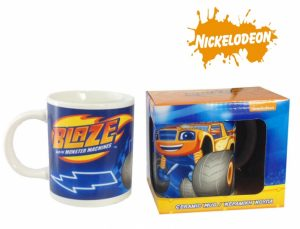 Nickelodeon® Caneca Blaze And The Monster Machines