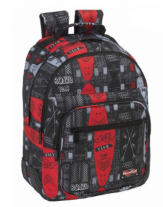 IMMEDIATE EXPEDITION | Safta® Backpack BlackFit8 Adaptable 42Cm