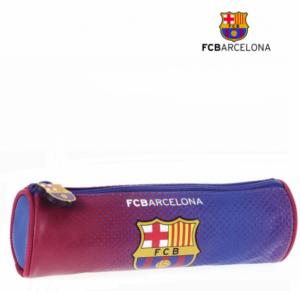 Estojo Redondo F.C. Barcelona