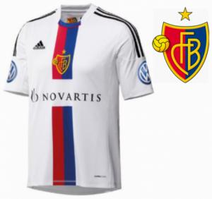 Adidas® Oficial FC Basel | Basileia Suíça