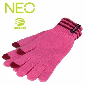 Adidas® Neo Luvas Rosa