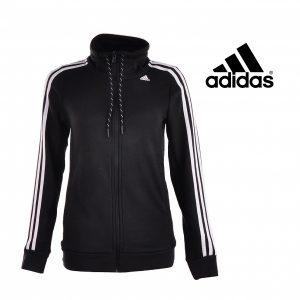 Adidas® Casaco Sport Essencials | Preto | Tecnologia Climalite®