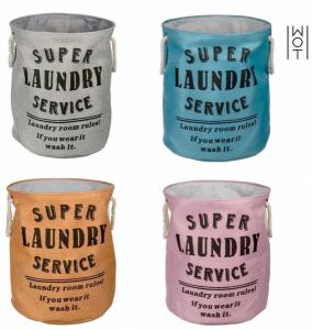 Saco Para Roupa Suja Super Laundry
