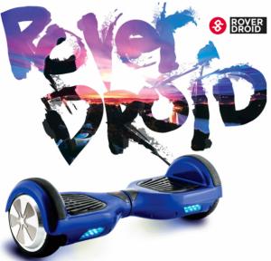 Mini Scooter Elétrico de Auto-Equilíbrio | HOVERBOARD 2 Rodas | Preto | Grafíti ou Azul !