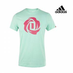 Adidas® T-Shirt Rose Logo | Tecnologia Climacool Cotton®