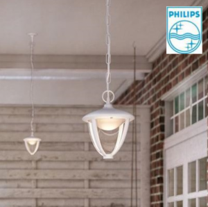 Philips® Suspensão de Exterior | Led com Lâmpada Incluída MyGarden