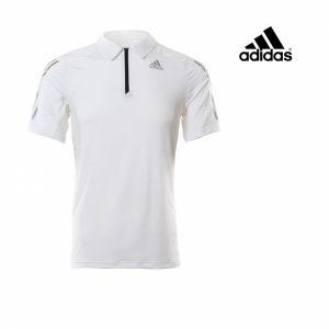 Adidas® Polo Cool 365 Branco | Tecnologia Climacool®