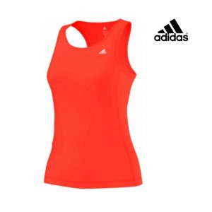Adidas® Caveada Clima Essentials Laranja   Tecnologia Climalite®