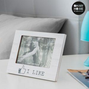 Moldura I Like Oh My Home | 10x15 cm