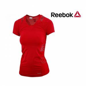 Reebok® T-Shirt Easytone PlayDry Vermelho