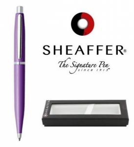 Esferográfica Sheaffer® Vfm White Dot | Oferta Recarga