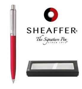 Esferográfica Sheaffer® Sentinel Red/Chrom