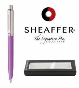 Esferográfica Sheaffer® Sentinel Purple/Chrom