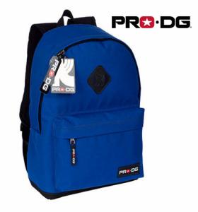 Pro DG® | Mochila Azul | Preto 42cm