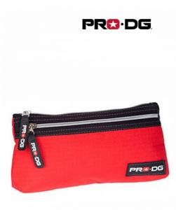Pro DG® | Estojo Vermelho | Preto 22cm