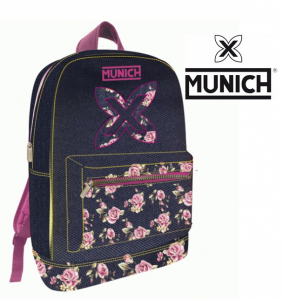 Munich | Flowers Backpack 44cm