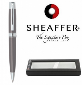Esferográfica Sheaffer® 300 Chrom/Grey
