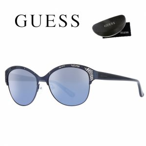 Guess® Sunglasses GM0743 5691X | Black and blue
