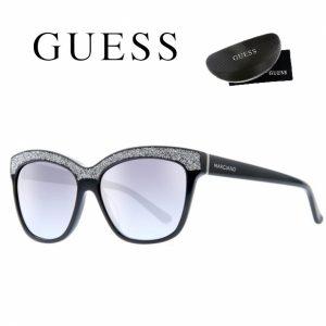Guess® By Marciano Óculos de Sol GM0729 5701B | Preto e Prateado