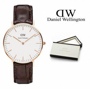 Daniel Wellington® Relógio Women´s Classic York Rose | 3ATM