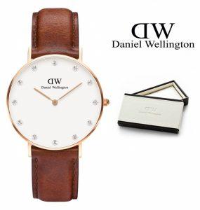 Daniel Wellington® Relógio Women´s Classy St Mawes Crystals | 3ATM