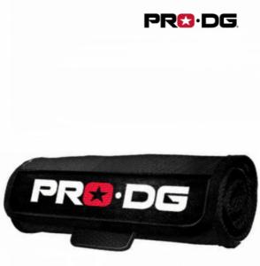 Pro DG® Estojo Preto Cilíndrico 19cm