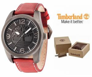 Relógio Timberland® Bolton | Bracelete Couro | 5ATM