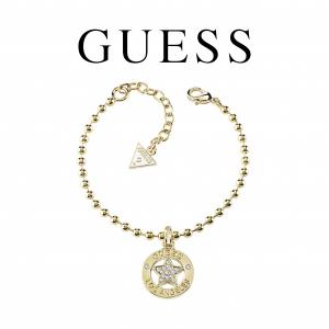Guess® Pulseira Guess Los Angeles | Dourado