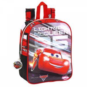 Mochila Cars Disney 27cm | Produto Licenciado