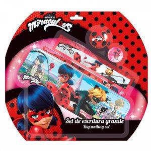 Conjunto Miraculous Ladybug | Produto Licenciado