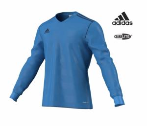 Adidas® Camisola de Treino Azul | Tecnologia Climalite®