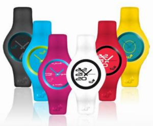 Pack 3 Relógios Wit | Máquina PC21 Japonesa Quartzo | Pulseira Soft Touch | 3 ATM