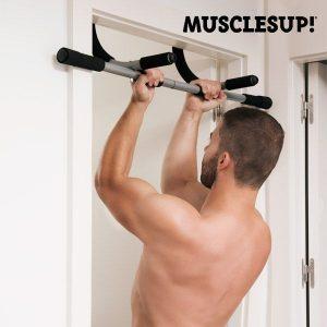 Barra de Exercícios de Porta Muscles Up !