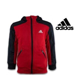 Adidas® Jacket with Hood | Climalite®