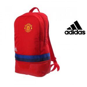 Adidas® Mochila Manchester United Oficial Vermelho