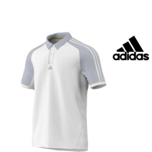 Adidas® Polo Clear Grey | Tecnologia Climacool®