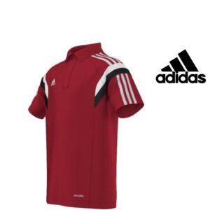 Adidas® Polo Condivo Junior | Tecnologia Climalite®