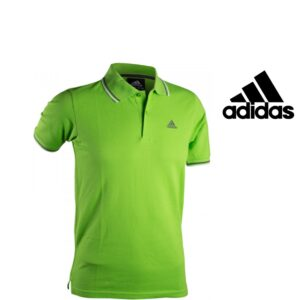 Adidas® Polo Essentials Verde | Tecnologia Climalite® Cotton