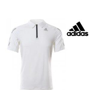 Adidas® Polo Cool 365 Branco | Tecnologia Climacool® | Tamanho XXL