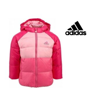 Adidas® Casaco Menina | Enchimento 100% Penas