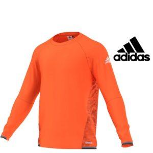 Adidas® Sweater Men's Adizero Football Orange | Climate®