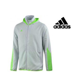 Adidas® Casaco Corta Vento Cinzento
