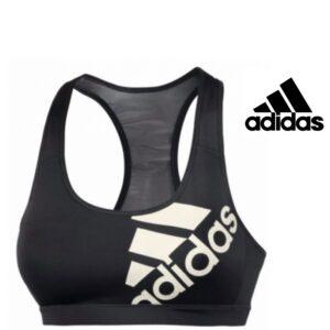 Adidas® Sutiã De Desporto High Support Preto | Tecnologia Climacool®