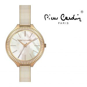 Relógio Pierre Cardin® Rose Gold Flowers