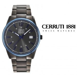 Relógio Cerruti 1881® Women´s Dark Grey | 5ATM